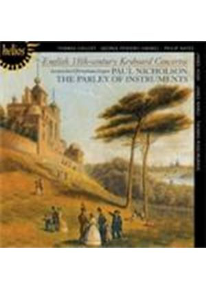 English 18th Century Keyboard Concertos (Music CD)