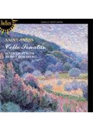 Saint-Saëns: Cello Sonatas (Music CD)