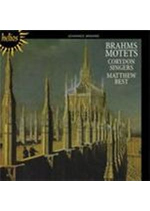 Brahms: Motets (Music CD)