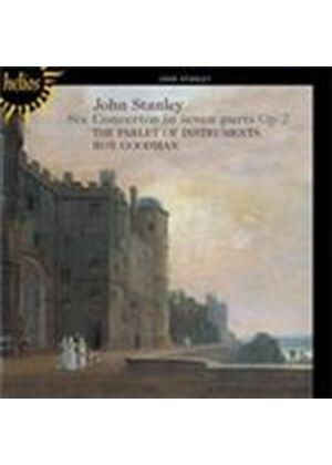 Stanley: Six Concertos in Seven Parts (Music CD)