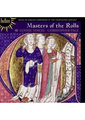 Masters of the Rolls (Music CD)