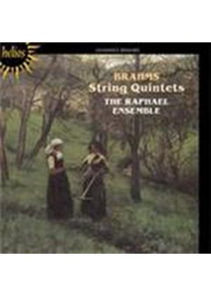 Brahms: String Quintets Nos 1 and 2 (Music CD)