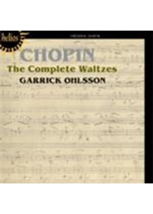 Chopin: (The) Complete Waltzes (Music CD)