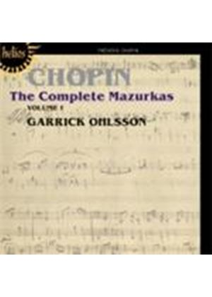 Chopin: (The) Complete Mazurkas Vol.1 (Music CD)
