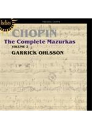 Chopin: (The) Complete Mazurkas Vol.2 (Music CD)