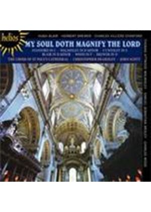 My Soul doth Magnify the Lord (Music CD)