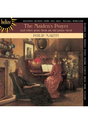 Maiden's Prayer and other gems from an old piano stool (Music CD)