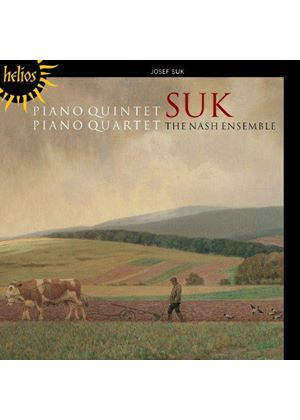 Josef Suk: Piano Quintet; Piano Quartet (Music CD)