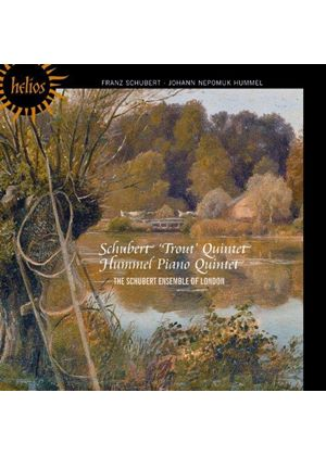 Schubert: 'Trout' Quintet; Hummel: Piano Quintet (Music CD)