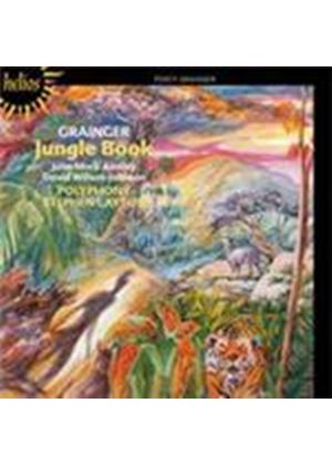 Grainger: Jungle Book and Other Choral Works (Music CD)