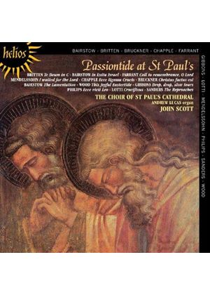 Passiontide at St. Paul's (Music CD)