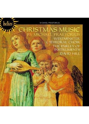 Christmas Music by Michael Praetorius (Music CD)