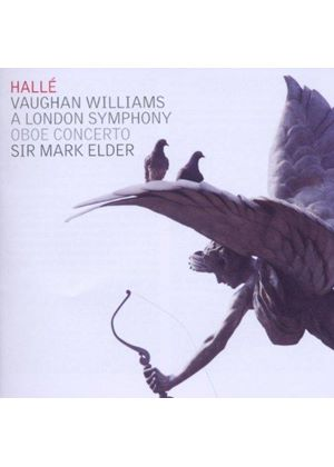 Vaughan Williams: A London Symphony; Oboe Concerto (Music CD)