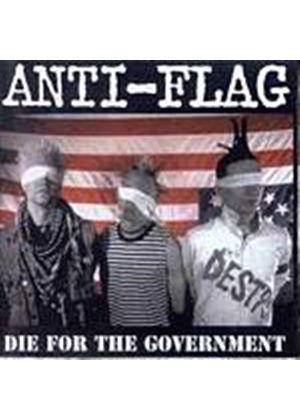 Anti Flag - Die For The Government (Music CD)