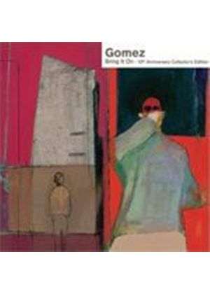 Gomez - Bring It On [10th Anniversary Collectors Edition] (2 CD) (Music CD)