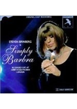 Original Off-Broadway Cast Recording - Simply Barbra