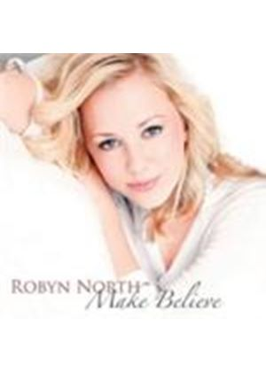 Robyn North - Make Believe (Music CD)