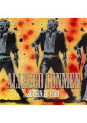 Alleged Gunmen - Return To Zero (Music Cd)