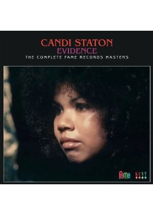 Candi Staton - Evidence The Complete Fame Record Masters (Music CD)