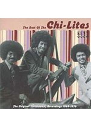 Chi-Lites - The Best Of Chi-Lites (Music CD)