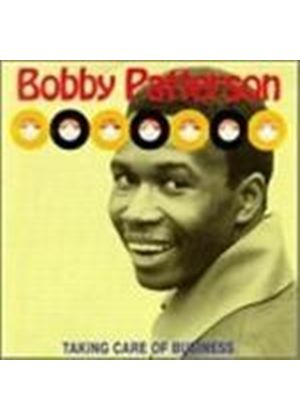 Bobby Patterson - Taking Care Of (Music CD)