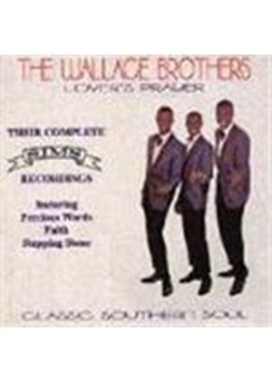 Wallace Brothers (The) - Lover's Prayer (Classic Southern Soul)