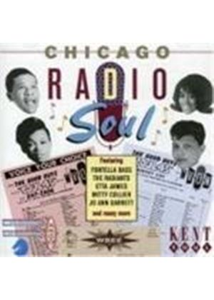 Various Artists - Chicago Radio Soul (Music CD)