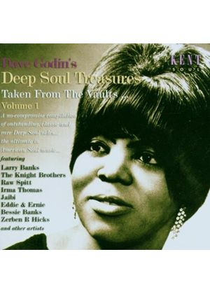 Various Artists - Dave Godins Deep Soul Treasures (Taken From Our Vaults, Vol. 1) (Music CD)