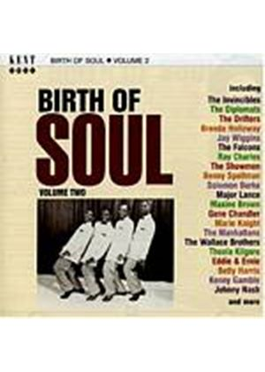 Various Artists - Birth Of Soul Vol 2 (Music CD)