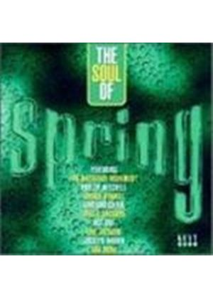 Various Artists - Soul Of Spring (Music CD)
