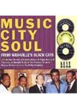 Various Artists - Music City Soul (From Nashville's Black Cats)