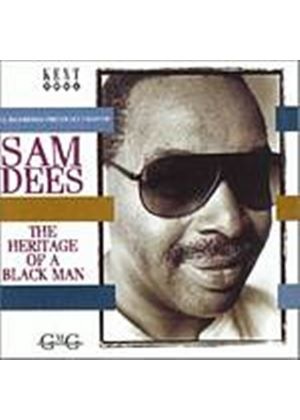 Sam Dees - Heritage Of A Black (Music CD)