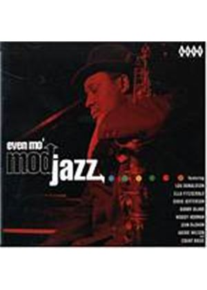 Various Artists - Even Mo Mod Jazz (Music CD)