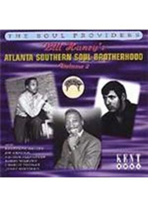Various Artists - Bill Haney's Atlanta Southern Soul Brothers Vol.2 (The Soul Providers) (Music CD)