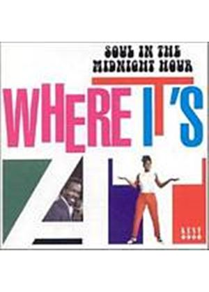 Various Artists - Where Its At (Music CD)