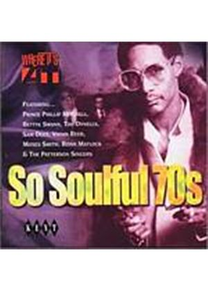 Various Artists - So Soulful 70s (Music CD)