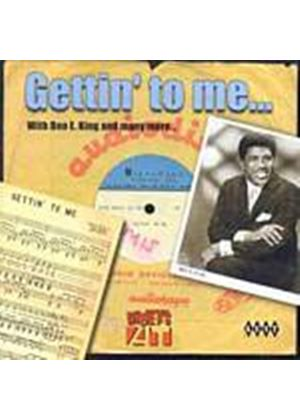 Various Artists - Getting To Me (Music CD)