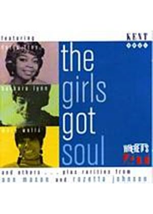 Various Artists - Girls Got Soul (Music CD)