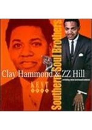 Clay Hammond And ZZ Hill - Southern Soul Brothers (Music CD)