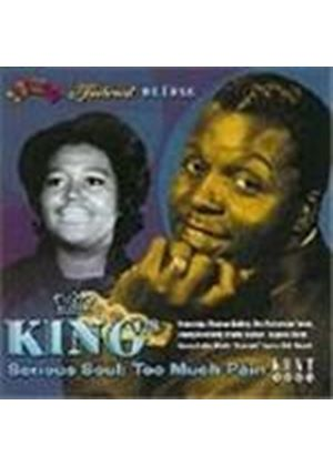 Various Artists - King's Serious Soul Vol.1 (Too Much Pain)