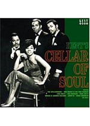 Various Artists - Kents Cellar Of Soul (Music CD)