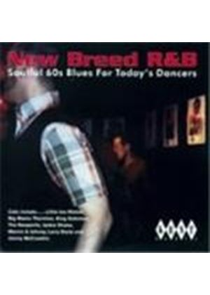 Various Artists - New Breed R&B - Soulful 60s Blues For Todays Dancers (Music CD)