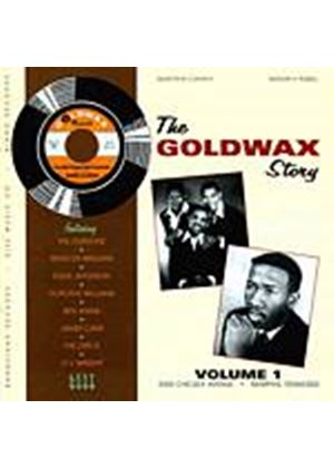 Various Artists - The Goldwax Story - Volume 1 (Music CD)