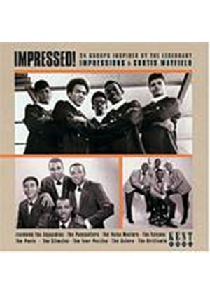 Various Artists - Impressed - 24 Groups Inspired By The Impressions (Music CD)