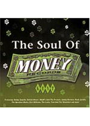 Various Artists - The Soul Of Money Records (Music CD)