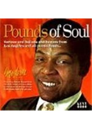 Various Artists - Pounds Of Soul