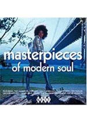 Various Artists - Masterpieces Of Modern Soul (Music CD)