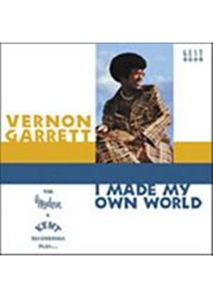 Vernon Garrett - I Made My Own World (Music CD)