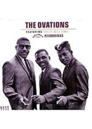 The Ovations Featuring Louis Williams - Goldwax Recordings (Music CD)