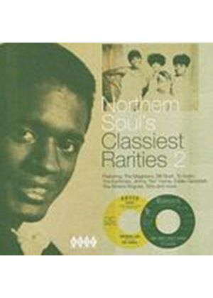 Various Artists - Northern Souls Classiest Rarities (Music CD)